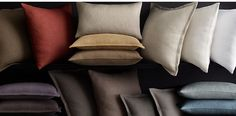 RH Pillows