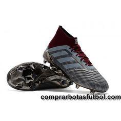8fc337be6ab Botas De Futbol Adidas PP Predator 18.1 FG Hierro Metálico Hierro Metálico  Hierro Metálico