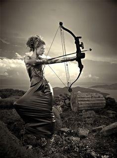Model Laura Kirkpatrick as a greek goddess / goddesses / models / antm America's Next Top Model photoshoot