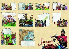 Dins d'uns dies celebrarem la diada del 9 d'Octubre. Per aixó he reaitzat un recull de informació, activitats, contes, videos, sobre Jaume ...