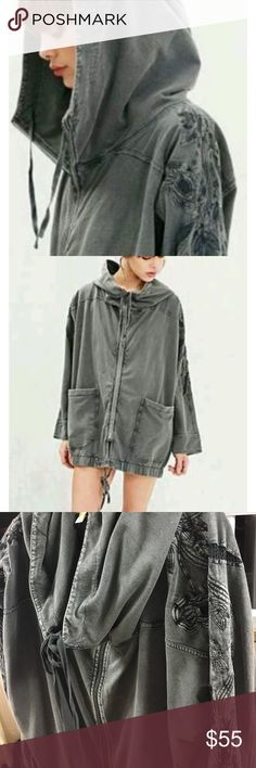 Urban outfitters staring at stars a LG coat new Brand-new never worn Urban Outfitters Jackets & Coats