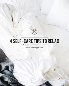 Reduce Holiday Stress: 4 Self-Care Tips to Relax #theeverygirl