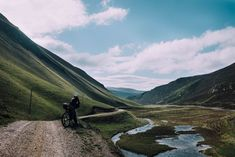 A guide to the Cairngorms Loop, a bikepacking route that circumnavigates one of the most stunning areas in the Scottish Highlands, Cairngorms National Park. Deer Stalking, Wild Camp, Cairngorms National Park, Green Landscape, Scottish Highlands, Touring, National Parks, Around The Worlds, Adventure
