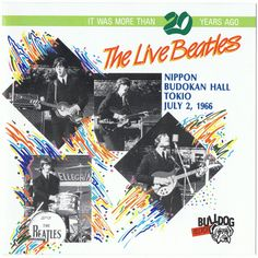 The Live Beatles Tokyo