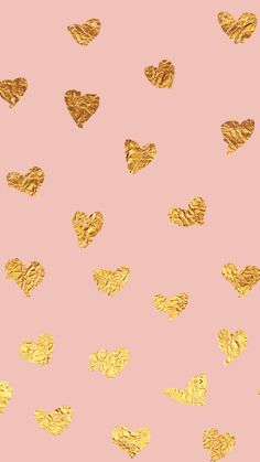 Pink-foil-heart-iPhone-Wallpaper.png 1080×1920 пикс