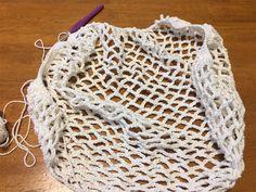 f:id:theakatsuki401:20180814104211j:image Crochet Top, Crochet Bags, Purses And Bags, Women, Fashion, Totes, Crochet Purses, Moda, Fashion Styles