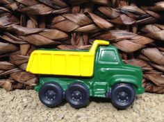 20 for 20.00 individually wrapped dump truck by Babybearcrayons