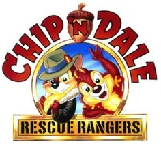 Chip & Dale Rescue Rangers I loved watching the show