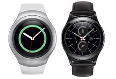 Samsung launches the round Gear S2 watch to take on the Apple Watch
