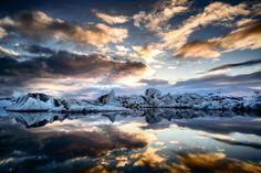 Eisberge in Jokullsarlon: Island erlebt einen Tourismusboom. Seit 2010 hat sich die Zahl der Besucher in der kleinen Nation mehr als vervierfacht.