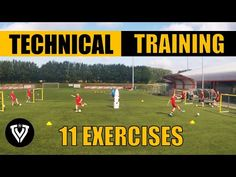 In this video a very motivated group of Icelandic players show you 11 different football exercises! Soccer Drills For Kids, Soccer Training Drills, Soccer Workouts, Football Drills, Soccer Skills, Football Soccer, Exercise Coach, Passing Drills, Pep Guardiola