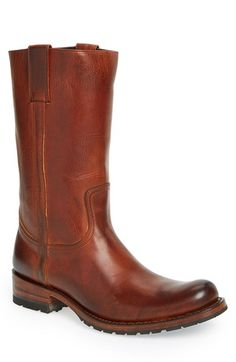 Free shipping and returns on Sendra 'Martin' Boot (Men) at Nordstrom.com. Beefy leather forms a high-top pull-on boot built with a smart Goodyear welt.