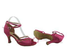 Natural Spin Salsa Ladies Shoes: Salsa Shoes/Tango Shoes/Fashion Shoes(Open Toe)