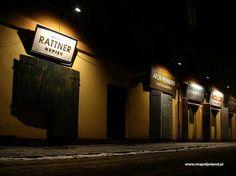 Kazimierz, Kraków by night