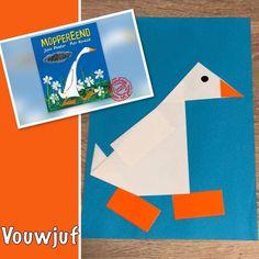 Paper Plate Crafts For Kids, Easy Crafts For Kids, Toddler Crafts, Popsicle Stick Crafts, Craft Stick Crafts, Craft Kits, Duck Crafts, Animal Crafts, Rocket Craft