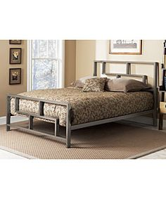 Bronx King-size Bed