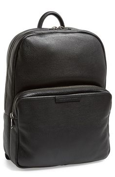 MARC BY MARC JACOBS 'Classic' Leather Backpack available at #Nordstrom
