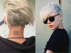 cool 35+ New Pixie Cut Styles // #pixie #STYLES