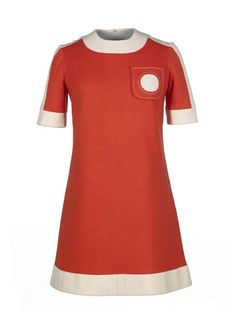 Dress by Mary Quant, 1966 from the Museum of London