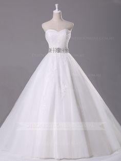 Princess Deb Dress – Chelsea - Front