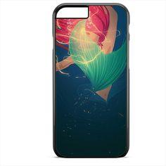 Mermaid Art TATUM-7051 Apple Phonecase Cover For Iphone SE Case
