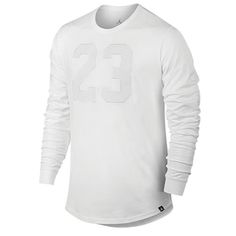 9f3900fb3347af Jordan Retro 6 Long Sleeve T-Shirt - Men s at Champs Sports Jordan Retro 6