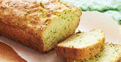 Courgettes et yogourt grec...un pain moelleux et délicieux - Recettes - Ma Fourchette