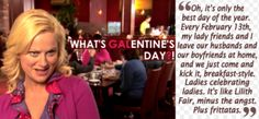 Galentine's Day, aka Ovaries Before Brovaries | Covet Living