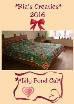 *Lily Pond Blanket*