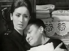 Drahota Andrea és Kiss Manyi az Iszony c. filmben