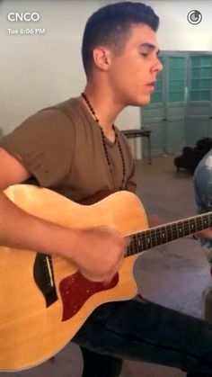Zabdiel CNCO Crushes, Music Instruments, Guitar, My Love, People, Musica, Musical Instruments, Guitars