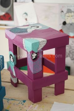 Little Rocks – upcycling projects