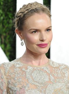 love her hair and makeup {kate bosworth}