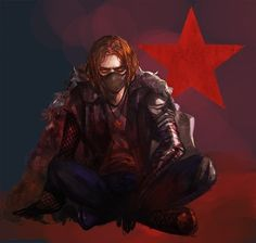 Winter Soldier art