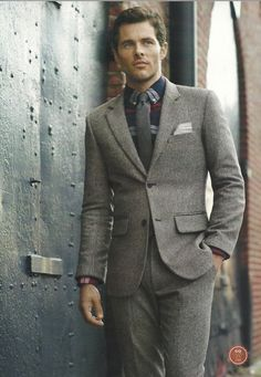 James Marsden... Perfectly tailored