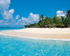 Palm Island Resort. St. Vincent and the Grenadines. Near Barbados in the Carribbean.