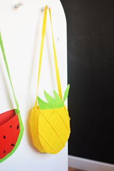 DIY-Pineapple-Purse-for-Kids
