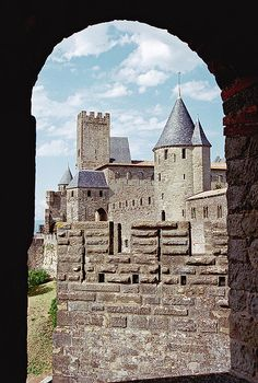 Carcassonne, France, via Flickr