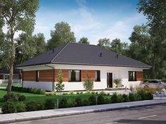 Village Houses, Facade House, Modern House Design, Gazebo, Exterior, Outdoor Structures, House Styles, Outdoor Decor, Home Decor
