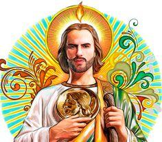 FE MEXICANA: San Judas Tadeo un santo muy venerado en México