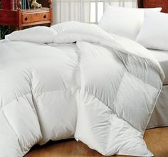 """Super Oversized-High Quality-Down Alternative Comforter- Fits Pillow Top Beds - -Super Oversized Queen: 92""""x 96"""" / Super Oversized King: 110""""x 96"""" - -Generously Oversized to fit Pillow Top Mattresses"""