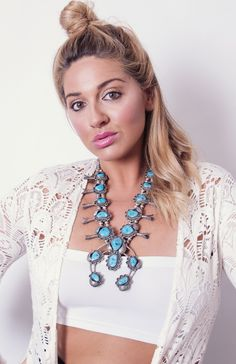 This is one fantastic necklace. It's available on our website.