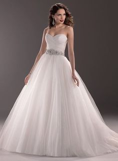 ball gown wedding this dress would work too! The tulle is incorporated in all the dresses