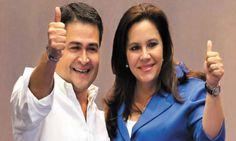 """Operación """"Terremoto"""" alcanzó a la familia presidencial de Honduras"""