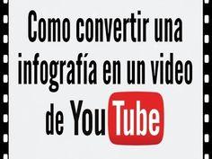 Cómo Convertir una Infografía en un Video de You Tube - YouTube