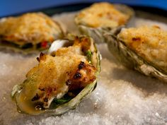 Matthew's Malibu Oysters recipe from Guy Fieri via Food Network Informations About Matthew's Malibu Oysters Pin You can easily use Seafood Dishes, Fish And Seafood, Antipasto, Fish Recipes, Seafood Recipes, Copycat Recipes, Recipies, Food Network Recipes, Cooking Recipes