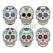 dia de los muertos skulls - Google-søk
