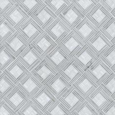 ricochet mosaic in carrara and thassos