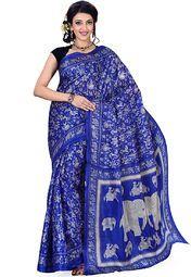 Blue Sarees