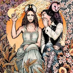 Gillian Welch and Dave Rawlings will tour this year featuring music from Welch's The Harrow & The Harvest album.